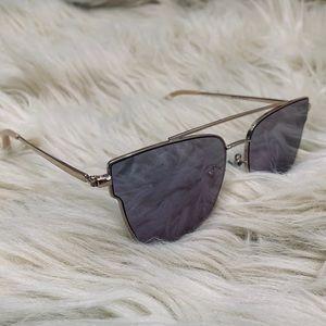 Kendall + Kylie retro cat eye sunglasses